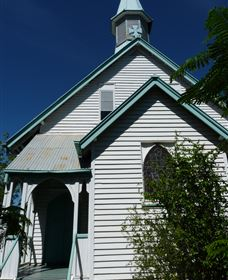 Saint Peter's Anglican Church - Byron Bay Accommodations