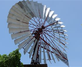Barcaldine Windmill - Byron Bay Accommodations