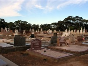 Langhorne Creek Cemetery - Byron Bay Accommodations