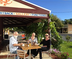 Artback Australia Gallery and Cafe - Byron Bay Accommodations