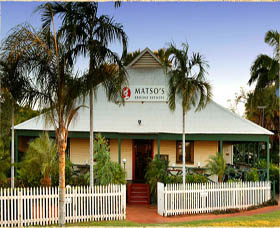 Matsos Broome Brewery and Restaurant - Byron Bay Accommodations