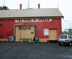Nyngan Museum - Byron Bay Accommodations