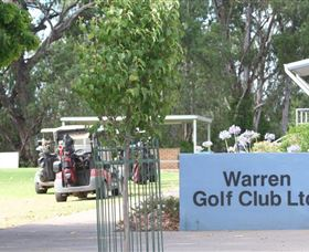 Warren Golf Club - Byron Bay Accommodations