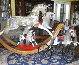 Rocking Horse Restorations - Byron Bay Accommodations