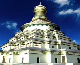 The Great Stupa of Universal Compassion - Byron Bay Accommodations