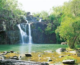 Cedar Creek Falls - Byron Bay Accommodations