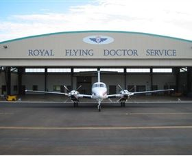 Royal Flying Doctor Service Dubbo Base Education Centre Dubbo - Byron Bay Accommodations