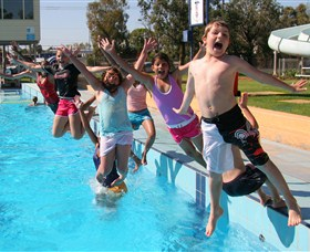 Dubbo Aquatic Leisure Centre - Byron Bay Accommodations