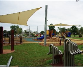 Livvi's Place Playground - Byron Bay Accommodations