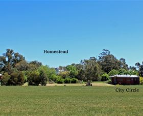 Hazeldean at Quandary Ariah Park and Temora - Byron Bay Accommodations