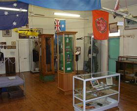Coolamon RSL Memorial Museum - Byron Bay Accommodations