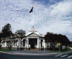 Museum of The Riverina - Historic Council Chambers Site - Byron Bay Accommodations