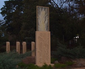 Milestones Sculptures in Cootamundra - Byron Bay Accommodations