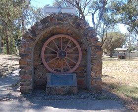 Jindera Pioneer Cairn - Byron Bay Accommodations