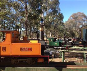 Mudgee Miniature Railway - Byron Bay Accommodations