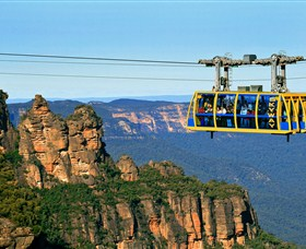 Greater Blue Mountains Drive - Blue Mountains Discovery Trail - Byron Bay Accommodations