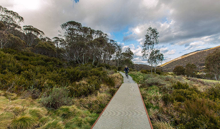 Thredbo Valley track - Byron Bay Accommodations
