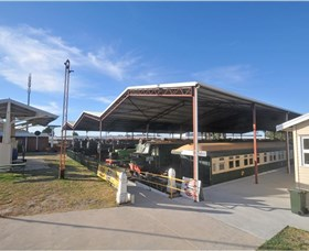Railway Museum - Byron Bay Accommodations