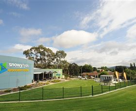 Snowy Mountains Hydro Discovery Centre - Byron Bay Accommodations