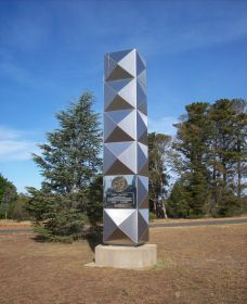 Tadeusz Kosciuszko Monument - Byron Bay Accommodations