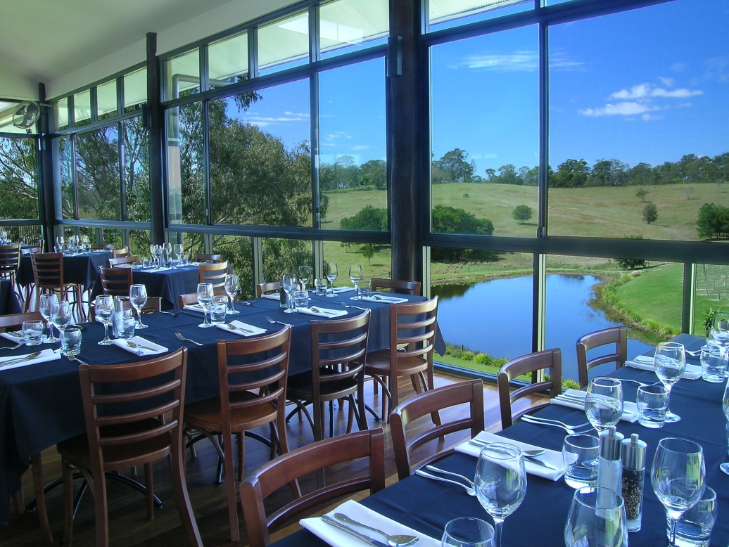 Ocean View Estates Winery and Restaurant - Byron Bay Accommodations