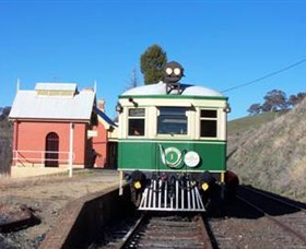 Paterson Rail Motor Museum - Byron Bay Accommodations