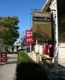 Morpeth Wine Cellars and Moonshine Distillery - Byron Bay Accommodations