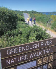 Greenough River Nature Trail - Byron Bay Accommodations