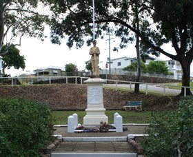 Manly War Memorial - Byron Bay Accommodations
