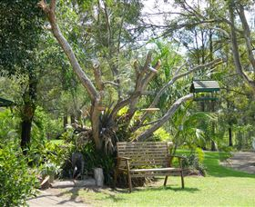 Mondrook Garden Cafe Gallery and Function Centre - Byron Bay Accommodations