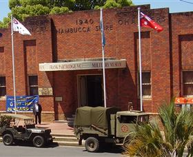 Frank Partridge VC Military Museum - Byron Bay Accommodations