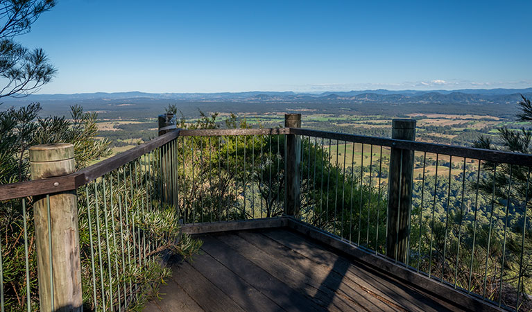 Newbys lookout - Byron Bay Accommodations