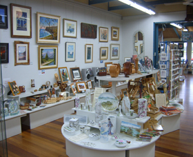 Ferry Park Gallery - Byron Bay Accommodations