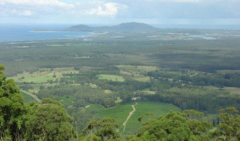 Yarriabini lookout - Byron Bay Accommodations