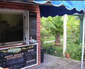 Moorlands Cottage and Gallery - Byron Bay Accommodations