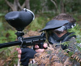 Tactical Paintball Games - Byron Bay Accommodations