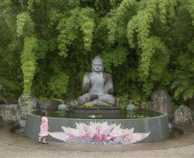 Crystal Castle and Shambhala Gardens - Byron Bay Accommodations