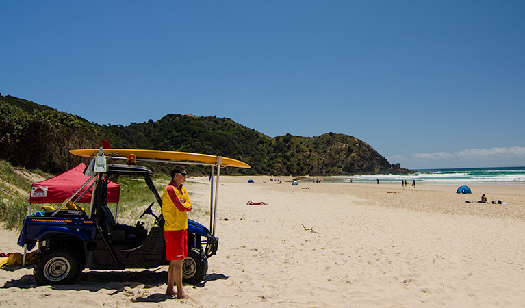Tallow Beach - Byron Bay Accommodations