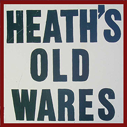 Heaths Old Wares Collectables  Industrial Antiques - Byron Bay Accommodations