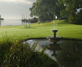 Richard Gutteridge Gardens - Byron Bay Accommodations