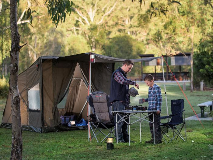 Hardings Paddock Campground - Byron Bay Accommodations