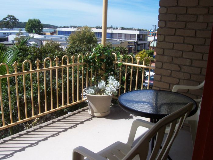 Town Centre Motor Inn - Byron Bay Accommodations