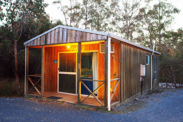 Discovery Parks - Cradle Mountain - Byron Bay Accommodations