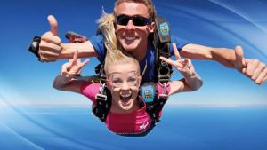 Skydive Oz Canberra - Byron Bay Accommodation