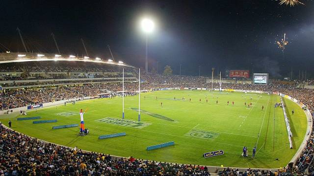 GIO Stadium Canberra - Byron Bay Accommodations