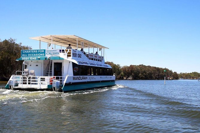 Murray River Lunch Cruise from Mandurah - Byron Bay Accommodations