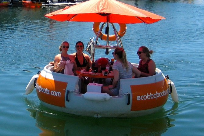 Self-Drive BBQ Boat Hire Mandurah - Group of 3 - 6 people - Byron Bay Accommodations