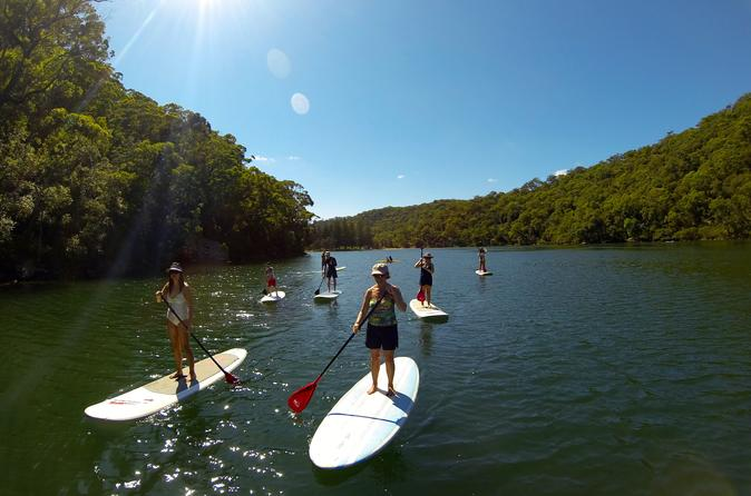 Basin Stand Up Paddle Boarding SUP Safari