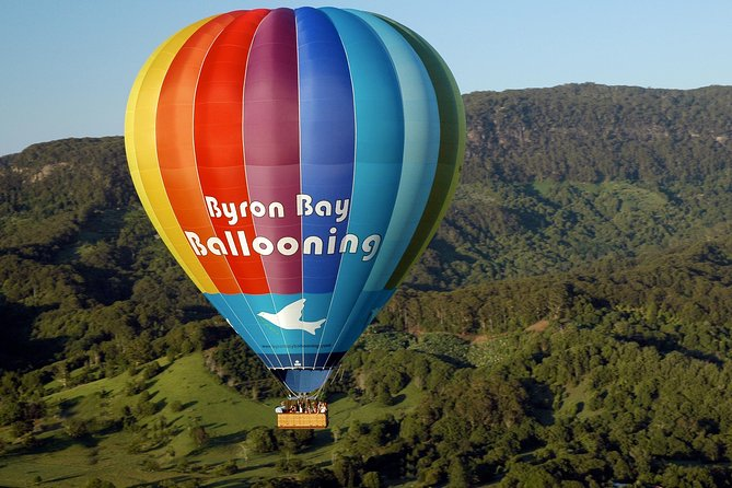 Hot Air Balloon Flight over Byron Bay - Byron Bay Accommodations