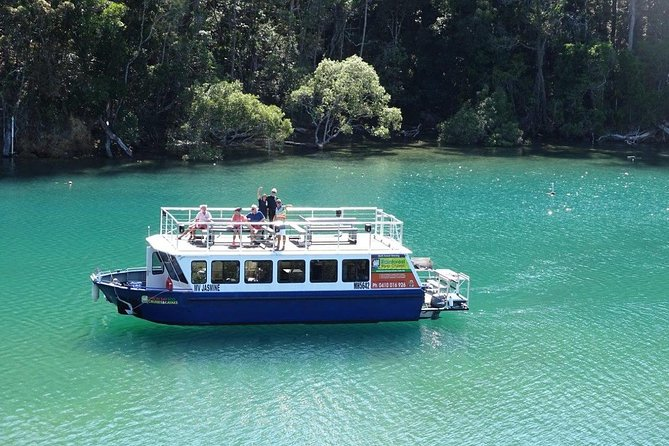 Brunswick Heads Rainforest Eco-Cruise - Byron Bay Accommodations